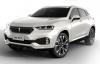 Компания Great Wall представила предсерийный вариант кроссовера SUV линейки WEY
